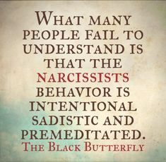 Narcissist abuse, narcissist quote,