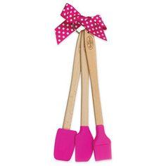 Brownlow Kitchen Gifts Mini-Tool Set, Hot Pink