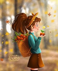 Fantasy Girl, Pattern Wallpaper, Cartoon Art, Girl Photos, Art Girl, Iphone Wallpaper, Disney Characters, Fictional Characters, Digital Art