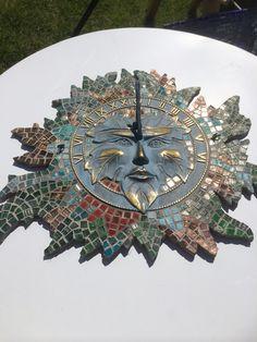 Sundial by Living Mosaics