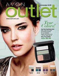 Perfect timing for this Avon Holiday OUTLET mag! Don't miss out! eBrochure | AVON