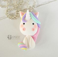 Unicorno, Unicorn, Necklace, Collana