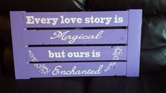Every love story. wooden pallet X Wooden Pallets, Handmade Shop, Love Story, Funny Quotes, Spring, Centre, Signs, Funny Quites, Funny Qoutes