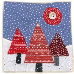 Foto di Instagram di Sharon Blackman • 3 dicembre 2016 alle ore 8:21 Christmas Patchwork, Christmas Cushions, Christmas Applique, Christmas Sewing, Christmas Fabric, Handmade Christmas, Xmas Crafts, Christmas Projects, Christmas Themes