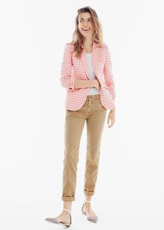 J.Crew How to Give Your Chino Personality