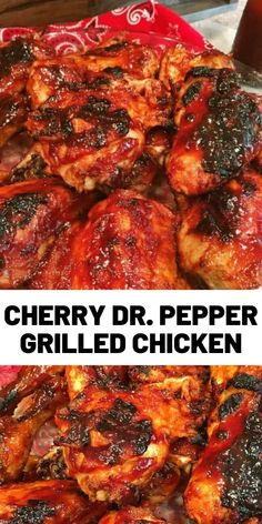 A summer treat that will have them coming back for … Grilled Chicken Recipes, Chicken Wing Recipes, Bbq Chicken, Grilling Recipes, Cooking Recipes, Great Recipes, Favorite Recipes, Easy Recipes, Turkey Recipes