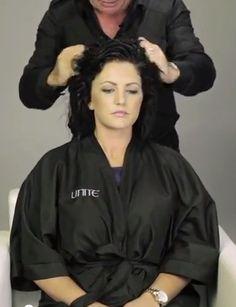 Kimono wrap used in UNITE video.