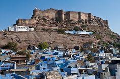 Jodhpur – The Charming Blue City of Rajasthan