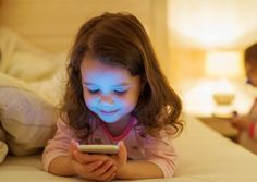 According to a new study, the mere presence of a screen in the bedroom at bedtime increases the risk of inadequate sleep quantity in kids.
