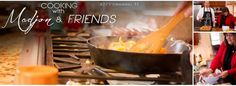 Cooking With Madjon aikenstandard.tv: Catering For Diplomats With MadJon & Southern Comf...
