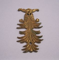 Vintage Decorative Brass by Suite22 on Etsy, $7.00
