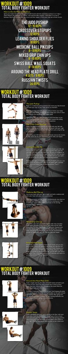 here is a workout for the MMA fighter in you. Although this is designed for fighters, anyone can do this workout!  #trainlikeafighter #mmaworkout  #fullbodyworkout #gymfitness  www.valriazanov.com www.iwillpunchyouinyourface.com