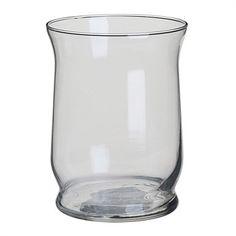 Vases & Glass Bowls - Briscoes - Libbey Adorn Hurricane Vase 20.36cm