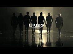 "U-KISS(유키스) ""Standing Still"" M/V ... interesting sound, nice use of vocals, great choreo."