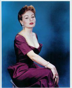 Jeanne Crain 1953