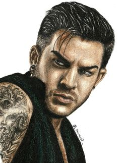 My #new #drawing for @adamlambert . #fanart #glambert #adamlambert #theoriginalhigh pic.twitter.com/BipHRsdxcI