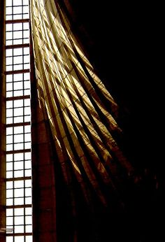 Mood Projection Window Shadow  Divine Light, via Flickr.
