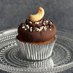 Recept - Triple-nut-cupcakes - Allerhande