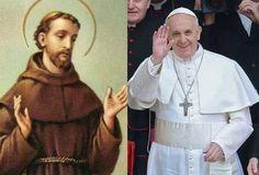 O Papa é Francisco por São Francisco de Assis