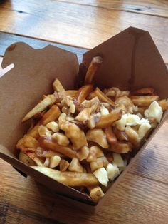 Traditional Poutine for those really unhealthy days