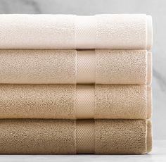802-Gram Turkish Towel Collection - Ivory