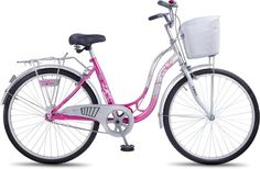 Specifications : Brakes	V Brakes, Frame Material	Steel, Mudguard	U-Shaped, Type	Road Cycle