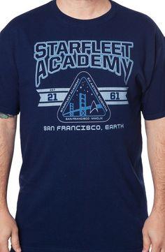 Starfleet Academy Shirt