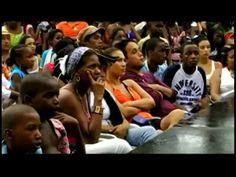 Festival de Tambores y Expresiones Culturales de Palenque