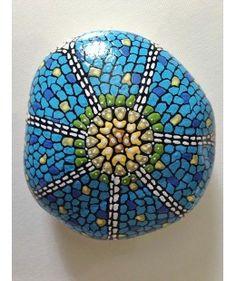 Mosaico Blu mare