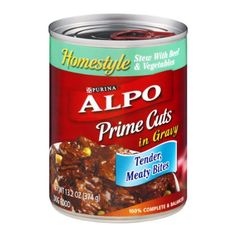 Dog Food, Homestyle Stew with Beef and Vegetables in Gravy, 13.2 OZ (Pack of 12) ** See this great image  (This is an amazon affiliate link. I may earn commission from it)