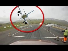 â–¶ Air France Concorde flight 4590 takes off with fire: Concorde crash that. - So Funny Epic Fails Pictures Sudden Impact, Pilot Training, Military News, Military Helicopter, Epic Fail Pictures, Air France, Concorde, Iceland, Landing