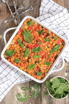 "Summer Veggie Lasagna (V/GF). A plant-based recipe that's loaded with fresh veggies and marinara, my go-to vegan ""ricotta"" and whole-wheat lasagna noodles."