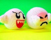 MINI Goomba - Cute Amigurumi Crochet Plush Toy inspired by Super Mario Bros