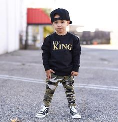 The most adorable looks for newborn baby dude outfit, come across most of the facts like p j's, entire body lawsuits, bibs, and a lot more. Little Boy Outfits, Little Boy Fashion, Kids Fashion Boy, Toddler Fashion, Baby Boy Outfits, Kids Outfits, Baby Boy Clothes Hipster, Toddler Swag, Funny Kids Shirts