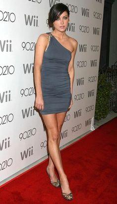 Jessica Stroup || '90210' Season One Wrap Party || 2009-Silver