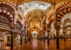The local administration in Cordoba denied the Roman Catholic Church's claim of lawful ownership over the Spanish city's legendary mosque-cathedral. Malaga, Sites Touristiques, Spain Holidays, Islamic Architecture, Spain And Portugal, Sierra Nevada, Roman Catholic, Spain Travel, Andalusia