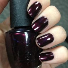 Opi. New Germany collection. Love this color!