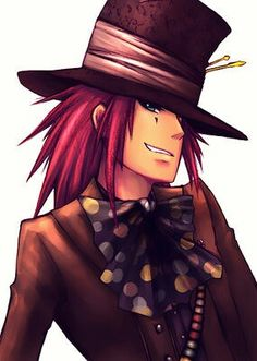 Kingdom hearts    axel dressed up :3