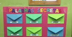 la clase de mar y sus proyectos Beginning Of Year, Spanish Class, Love My Job, Flora, Language, Classroom, Teaching, Words, Ideas