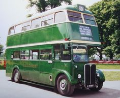 roof box aec RF classic bus by Sceptre63  Most, if not all, transportation is by bus.  If he didn't ride the bus, he walked.