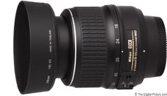 Nikon 18-55mm f/3.5-5.6G II AF-S DX Lens.  For more images and information on camera gear please visit us at www.The-Digital-Picture.com
