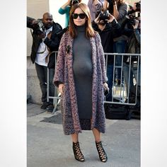 Inspiration - Pregnant style