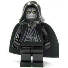 Emperor Palpatine (Death Star Edition) - LEGO 2 Star Wars Figure — Price: $15.99