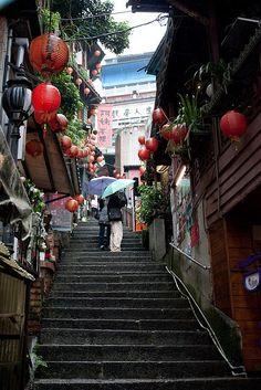 Jiufen, Taiwan!!! WOOHOO TAIWAN
