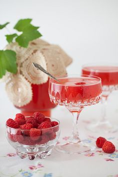 "Russian Monday: ""Kissel"" - Fruit Drink, Dessert http://www.melangery.com/2013/07/russian-monday-kissel-fruit-drink.html by Yelena Strokin, via Flickr"