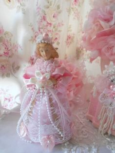 Image result for shabby chic angels