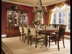 Wooden Dining Room Chairs   Real Wood Dining Room Furniture Calgary