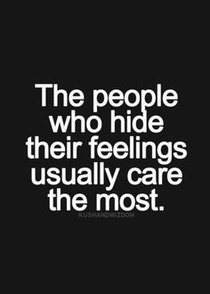 absolutely.  but when they gain the courage, others destroy their trust and love again.