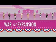 In his web series, John Green provides a summary of the history of the United States from pre-colonization to modern day. Extremely interesting and informative! Episode #17