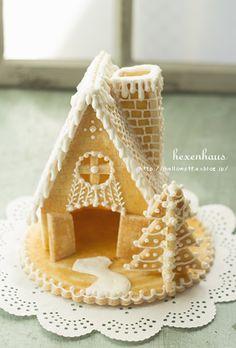 お菓子の家、ヘクセンハウス : + mellow-stuff +